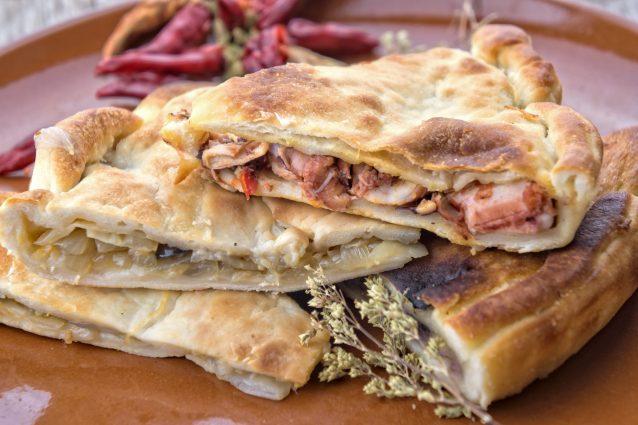 piatti prodotti tipici Gaeta riviera Ulisse tiella