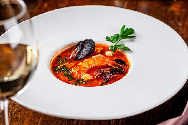 piatti prodotti tipici Gaeta riviera Ulisse zuppa pesce