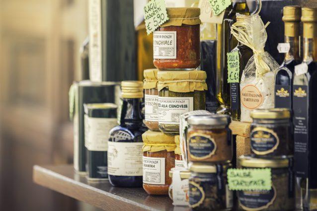prodotti alimentari italiani eccellenze vendita tabaccherie