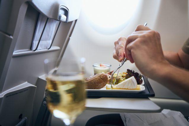 ristoranti più strani del mondo aereo Tokyo