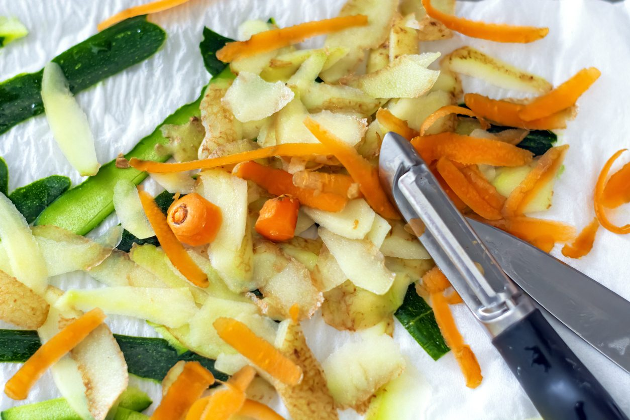 7 scarti di verdure che non sapevate di poter cucinare e mangiare