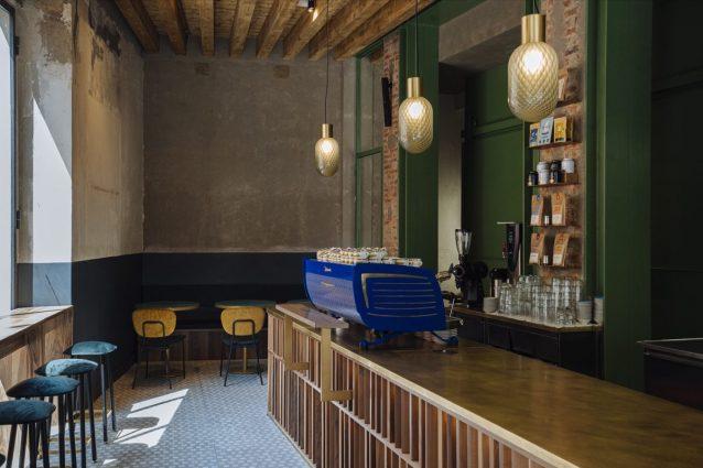 scuola del caffè Firenze apertura accademia