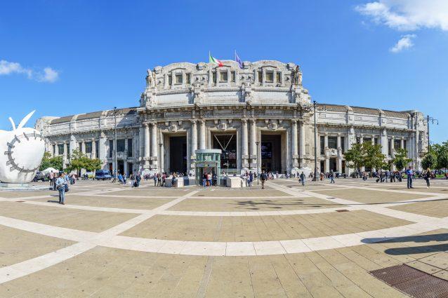mercato centrale milano apertura stazione