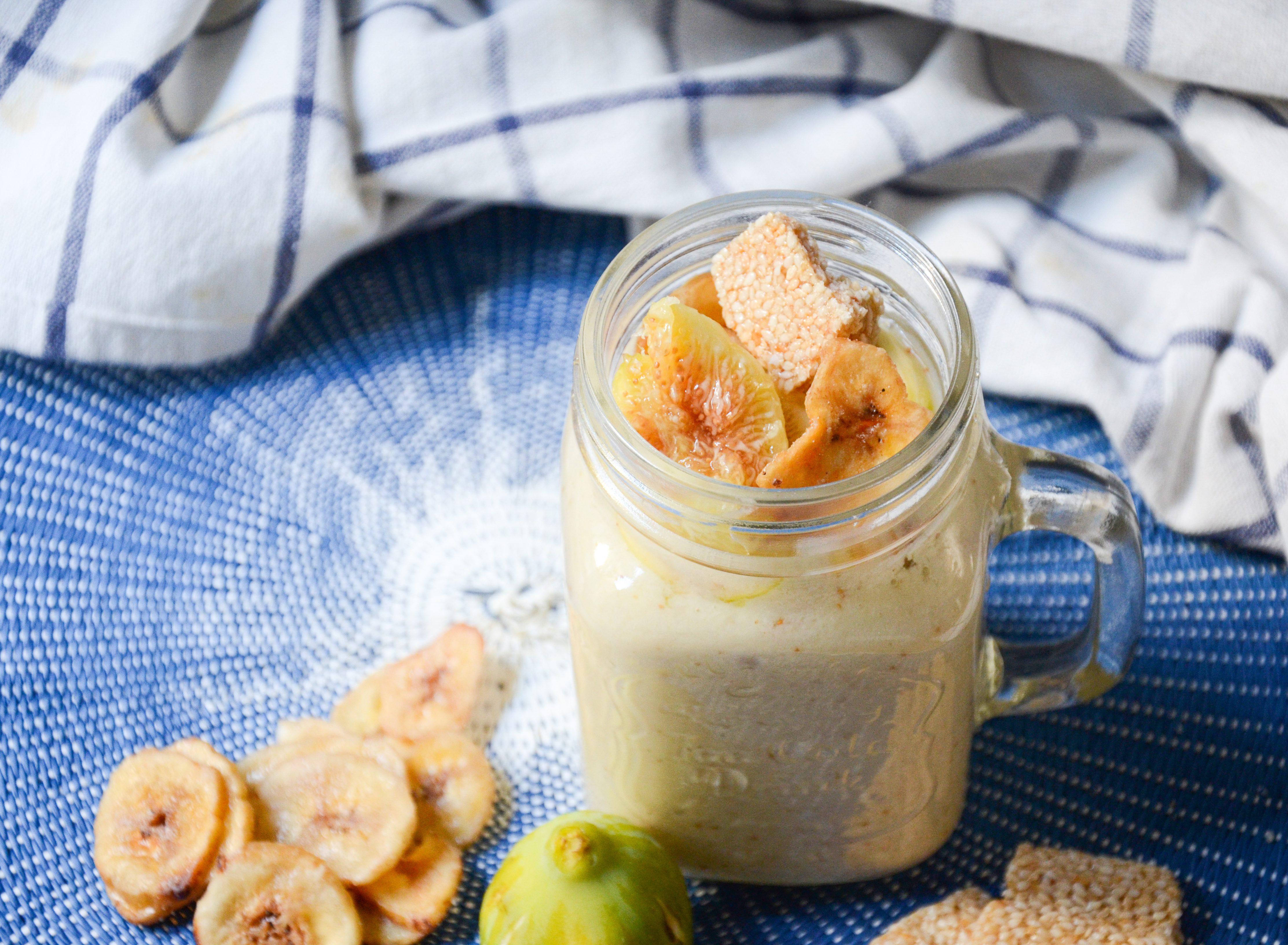 Smoothie ai fichi: la ricetta della bevanda dolce e cremosa, velocissima da preparare