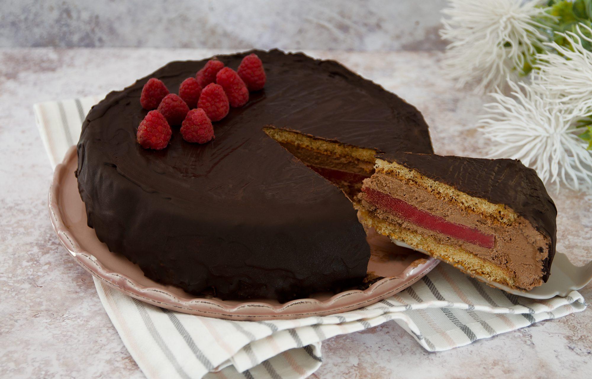 Torta moderna: la ricetta del dessert raffinato e super goloso