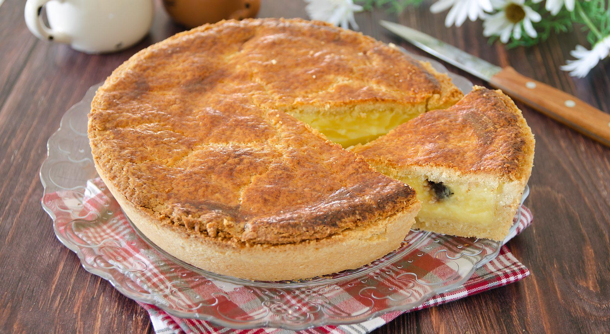 Torta pasticciotto: la variante del goloso dolce salentino