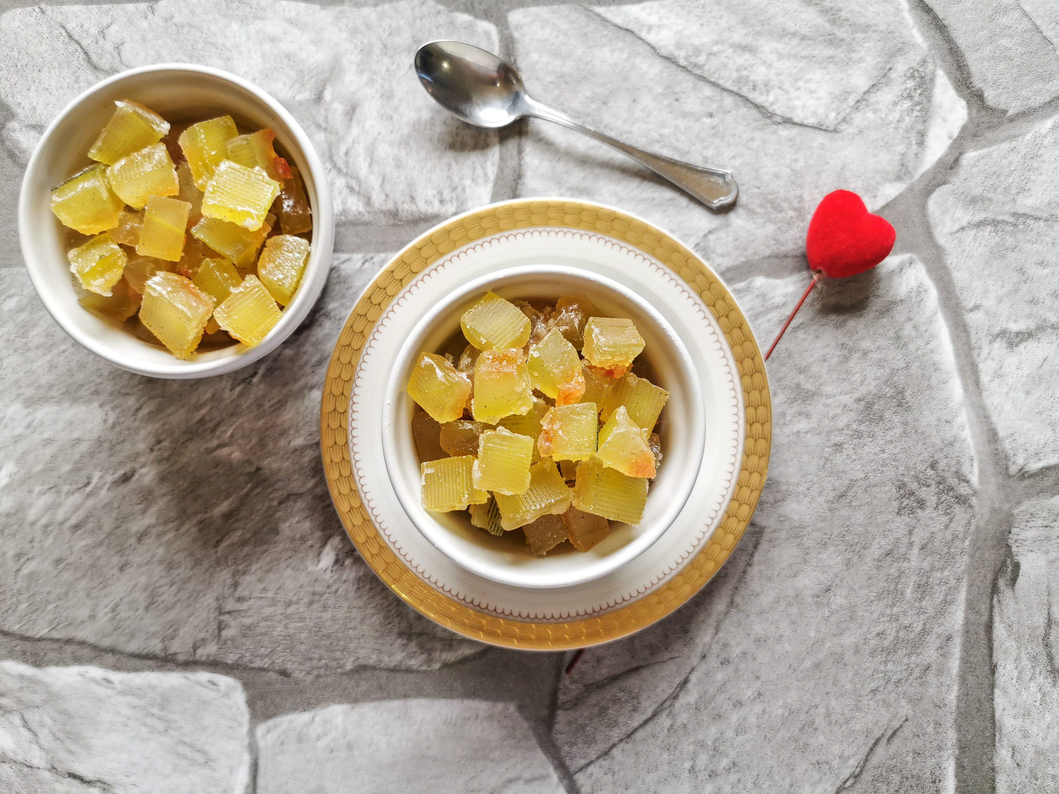 Anguria candita: la ricetta dello snack dolce ideale per riciclare la buccia dell'anguria