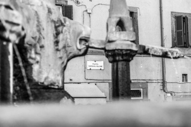 Il centro storico di Viterbo, città di produzione della Susianella – Ph: Video Solution