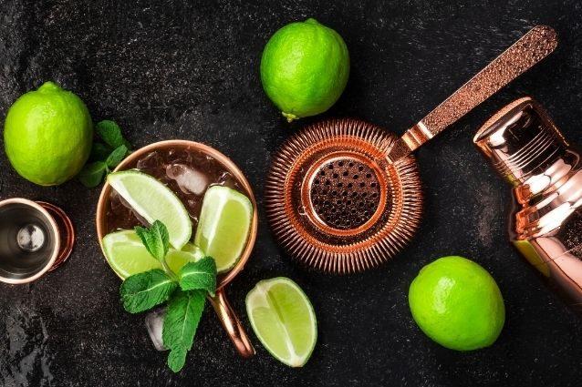 Il Molinari Mule: il cocktail che rivoluziona il trend