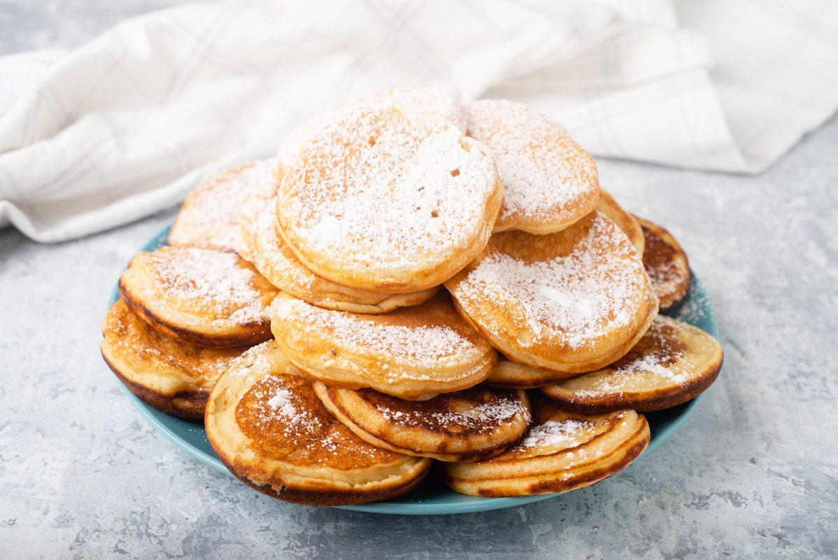 Aebleskiver: la ricetta dei pancake danesi soffici e golosi