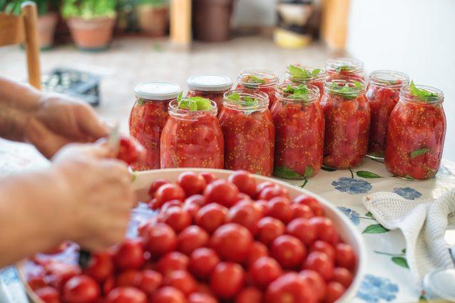 strapassata passata pomodoro contest