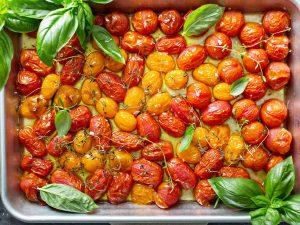 pomodori d'estate: ricette