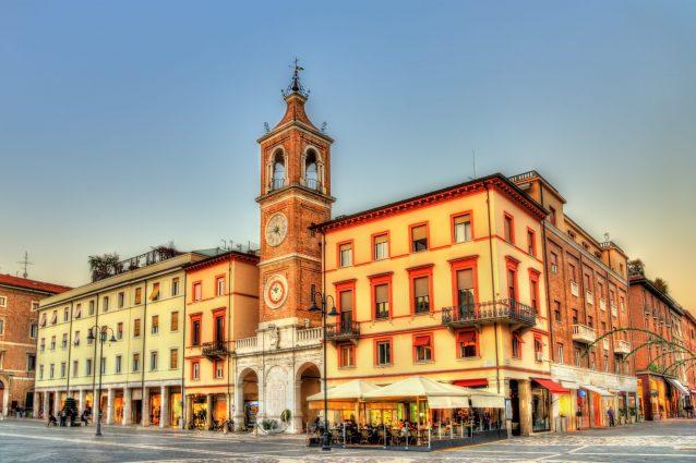 al meni Rimini centro storico evento festival