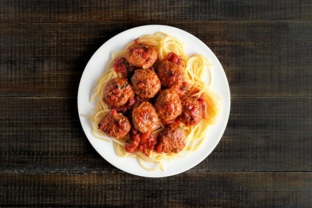spaghetti-meatballs-storia