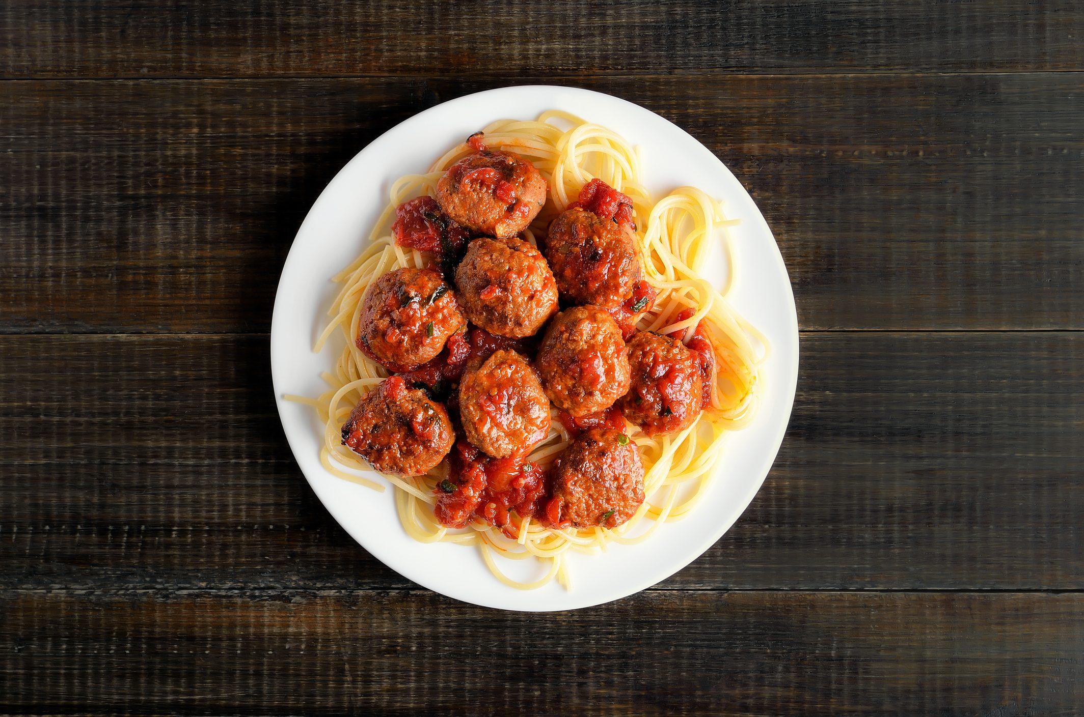 Ode agli spaghetti and meatballs: il simbolo della cucina e della cultura italoamericana