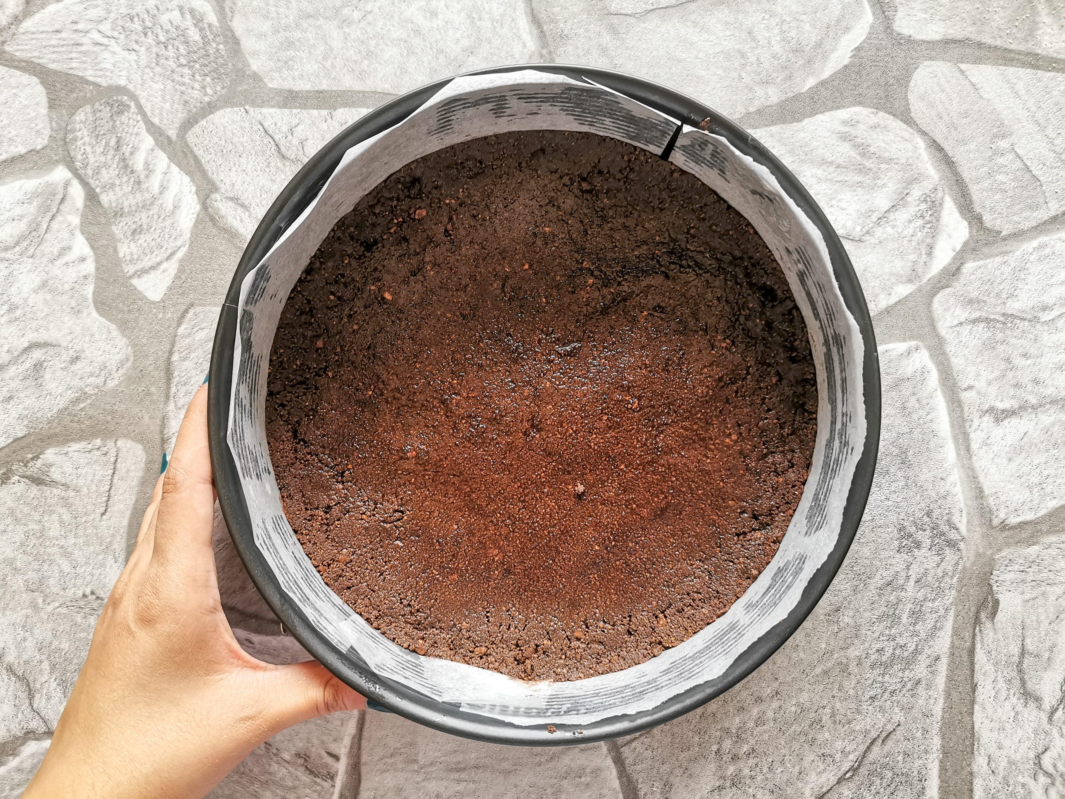 Torta caffè e mascarpone