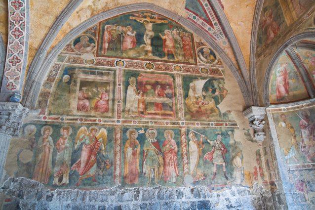 basilica Montefiascone san Flaviano vino est est est storia