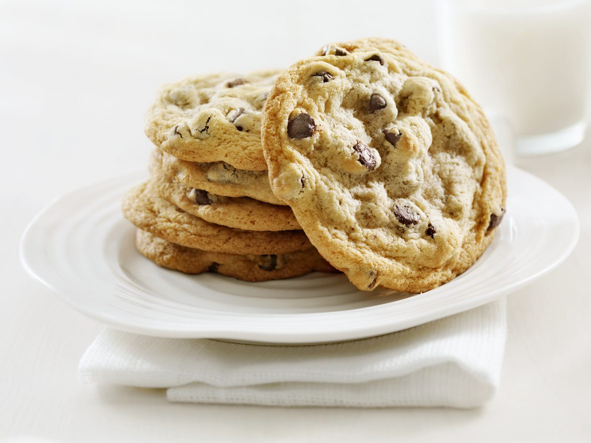 Cookies cocco e lime: la ricetta dei biscotti golosi dal profumo esotico