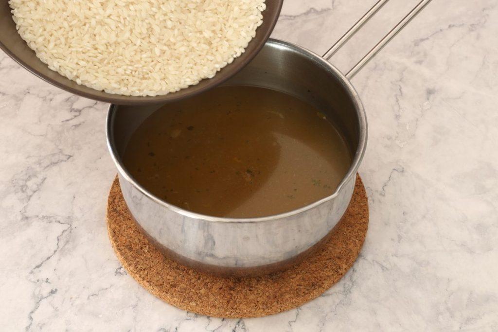 cuocere il riso