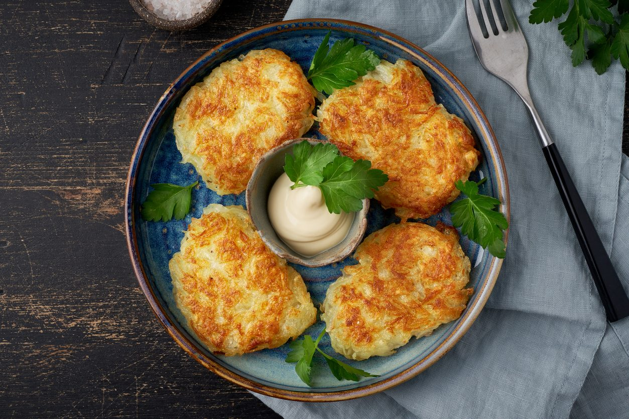 Hash brown: la ricetta delle frittelle di patate croccanti e sfiziose