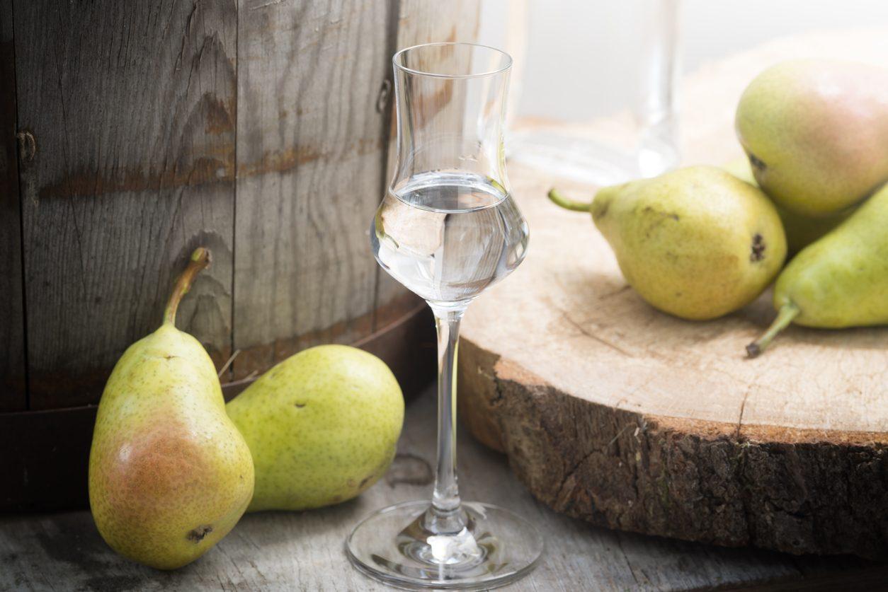 Liquore alle pere: la ricetta del liquore dolce e aromatico