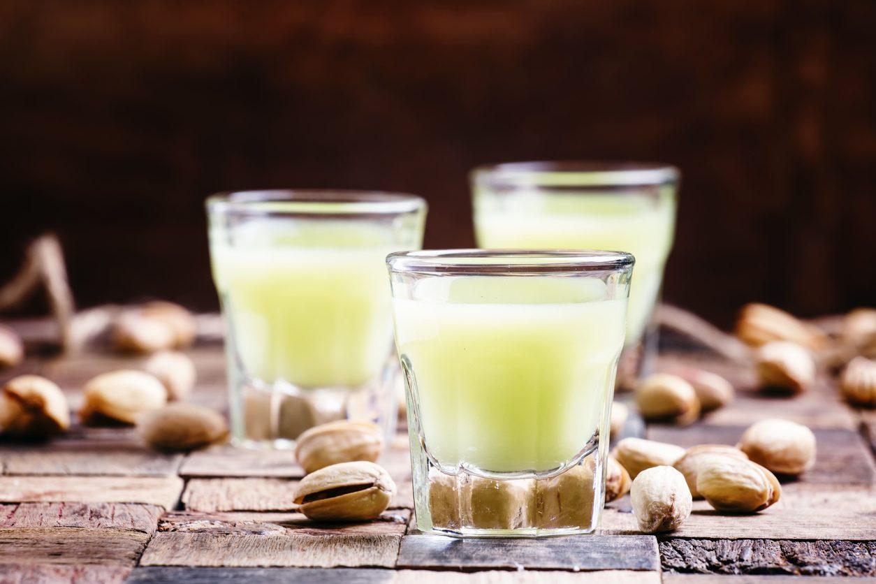 Liquore al pistacchio: la ricetta della crema di liquore semplice e veloce
