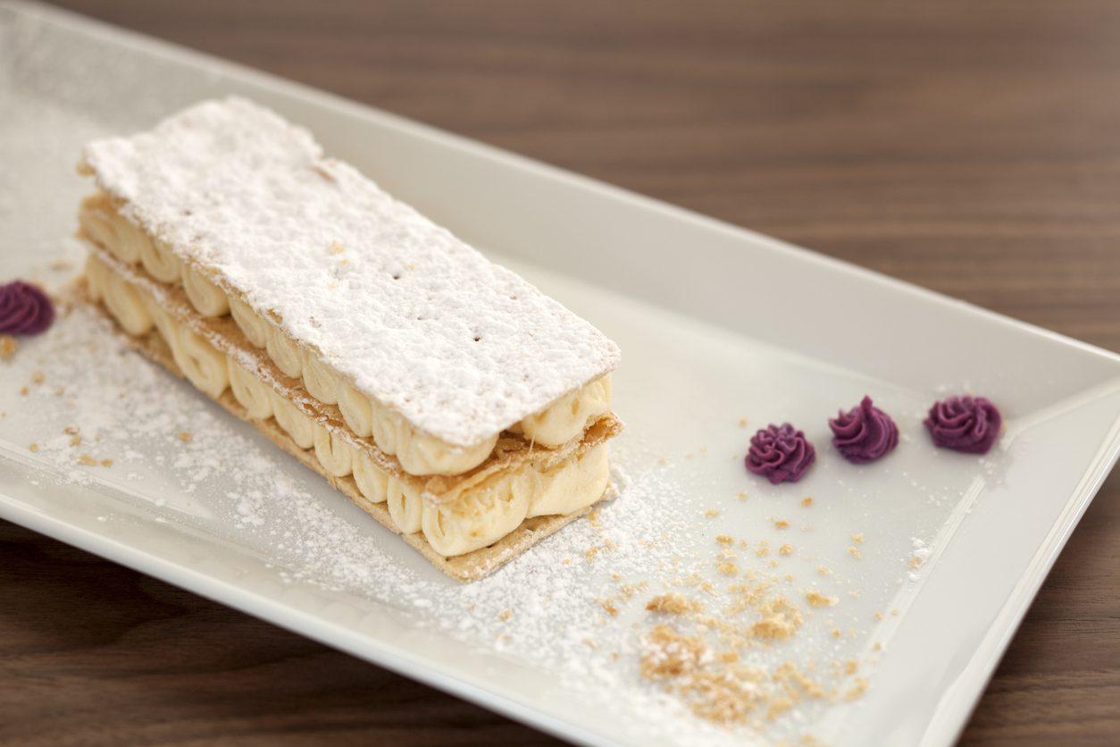 Millefoglie ai fichi: la ricetta del dessert delizioso dal sapore delicato