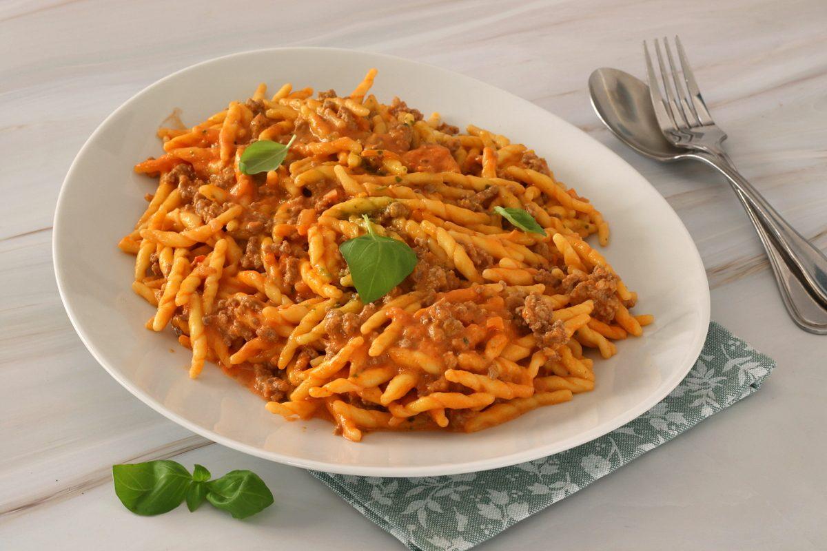 Pasta alla Montecarlo: la ricetta del piatto ricco e cremoso