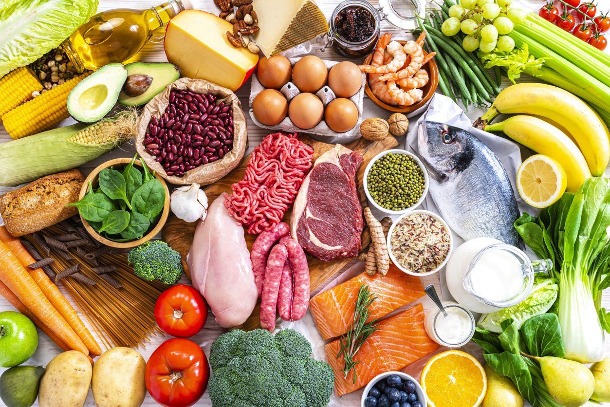 Le corrette porzioni degli alimenti a settimana: come costruire un menu sano