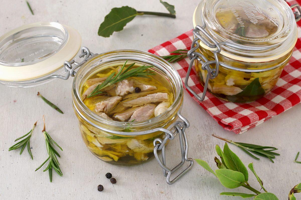 Tonno del Chianti: la ricetta dell'antipasto tipico toscano
