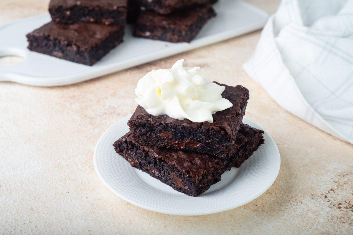 Brownies all'olio d'oliva: la ricetta dei dolci leggeri, gustosi e semplicissimi