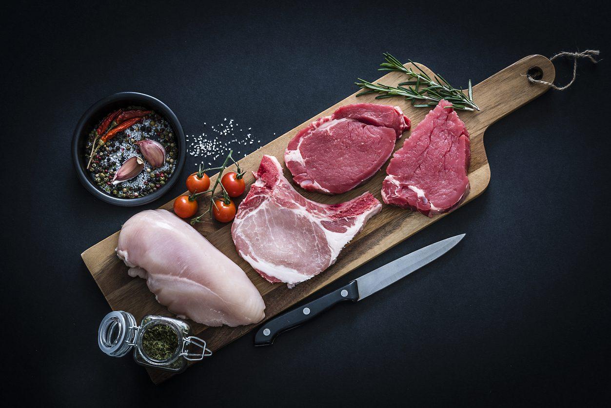 Carni bianche, rosse e nere: differenze e utilizzi in cucina