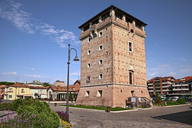 torre san Michele a Cervia