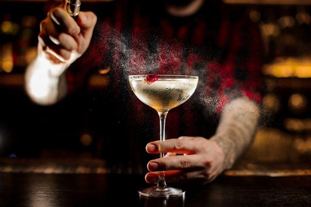 florence cocktail week drink barman