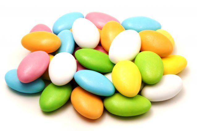 confetti colorati significato colore confetto