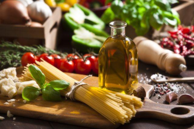 pasta cibo italiano Brexit export