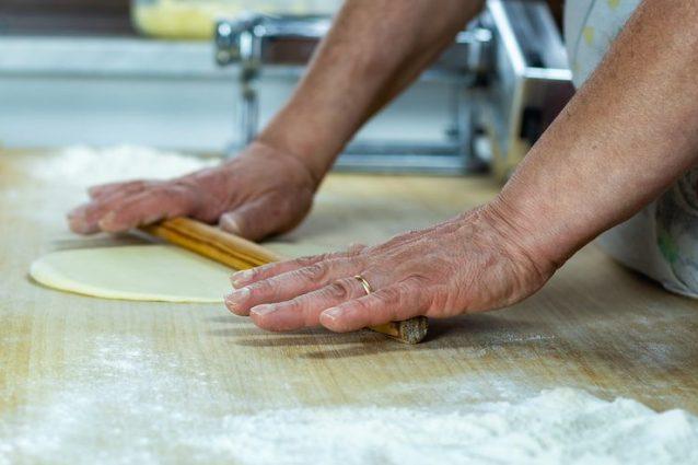 impasto fregnacce abruzzesi ricetta