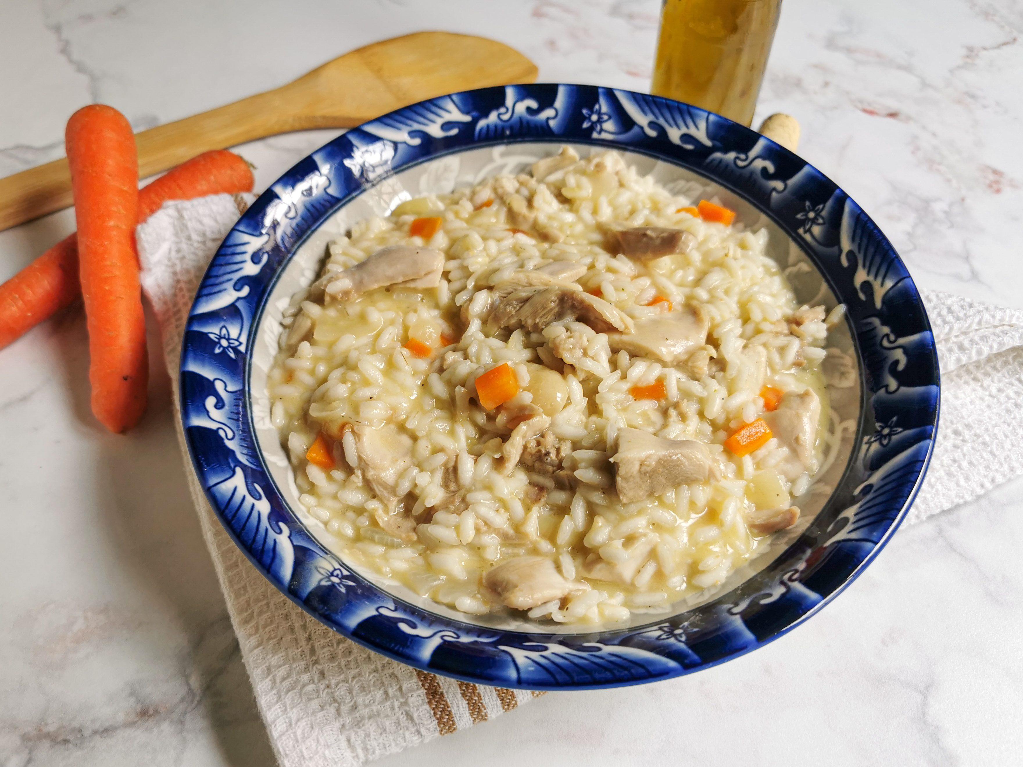 Risotto alla sbirraglia: la ricetta del gustoso primo piatto delle tradizione veneta