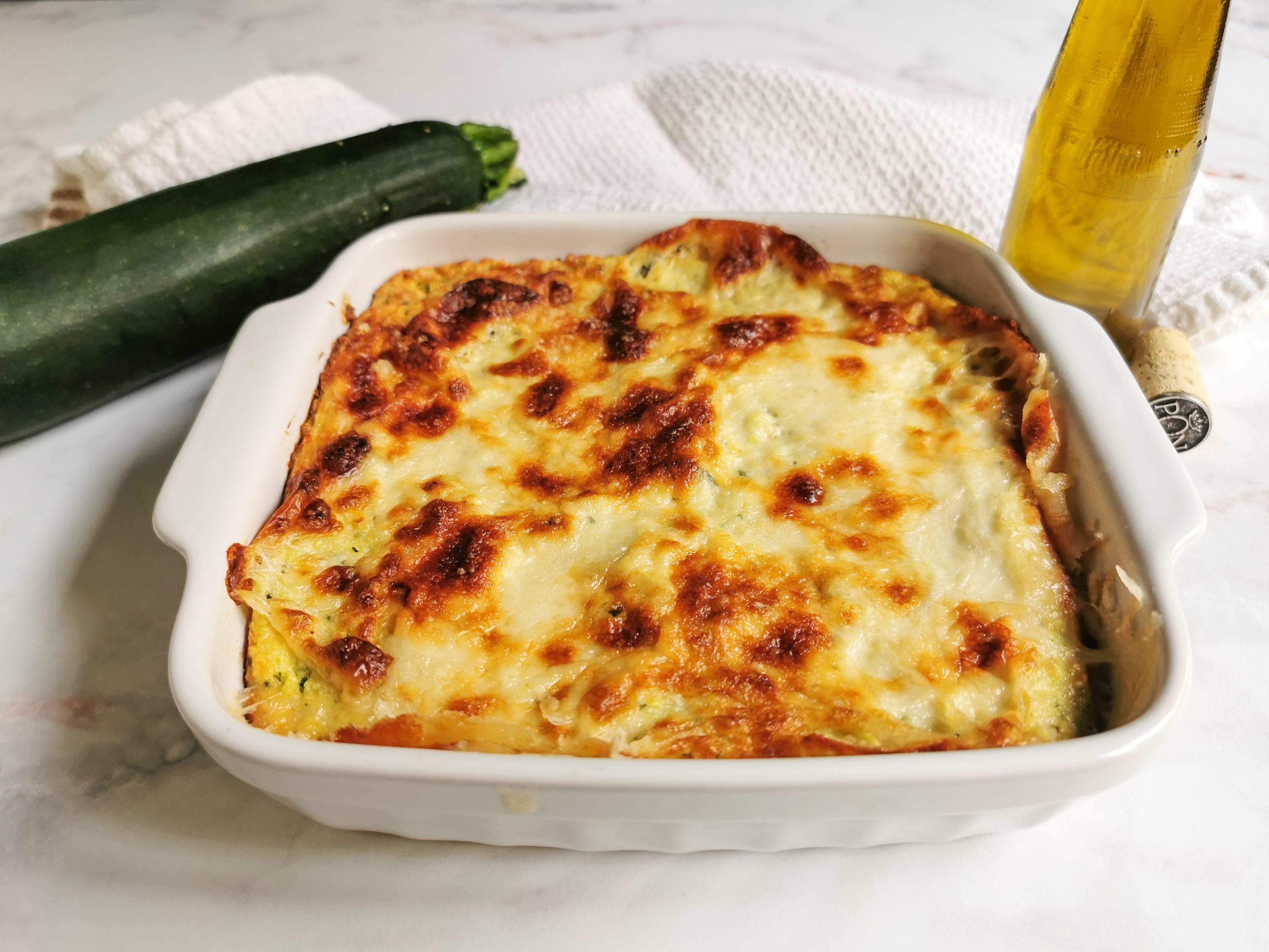 Sformato di zucchine e ricotta: la ricetta del piatto morbido e saporito