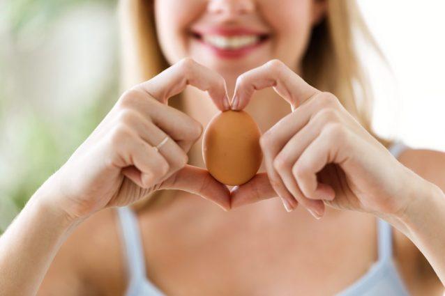 colesterolo nelle uova: un falso mito