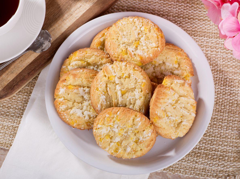 Biscotti all'olio di oliva: la ricetta dei frollini semplici e leggeri profumati al limone