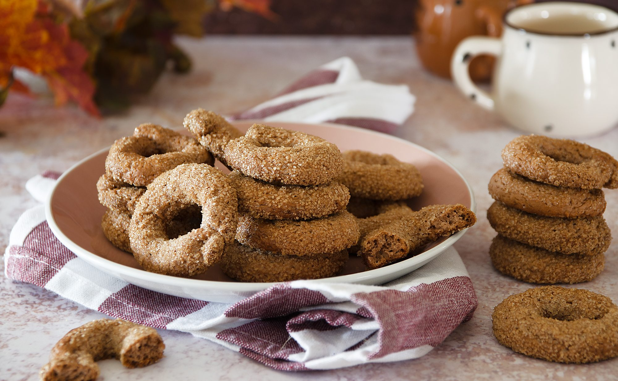 Ciambelline al mosto: la ricetta dei biscotti autunnali croccanti e golosi