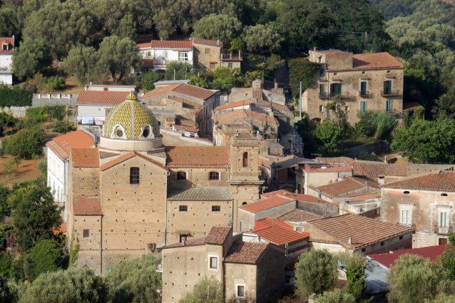 lenticosa borgo centro storico