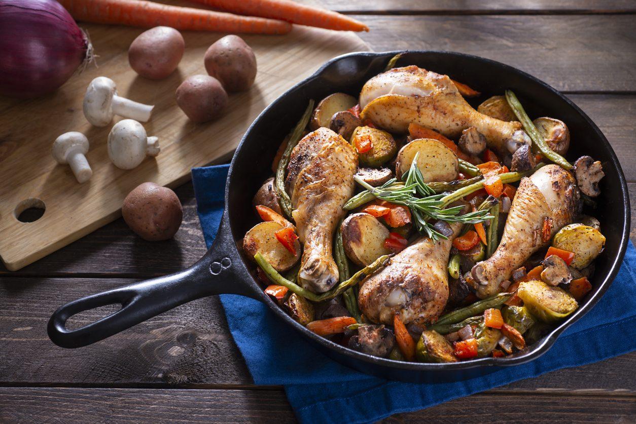 Cosce di pollo in padella: gli errori da non commettere per prepararle golose e invitanti