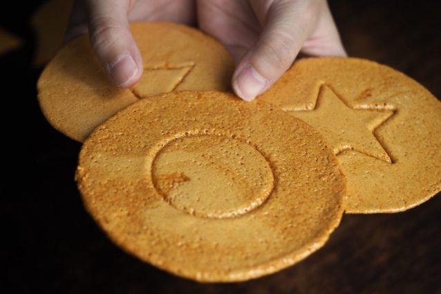 dalgona biscotti cosa sono