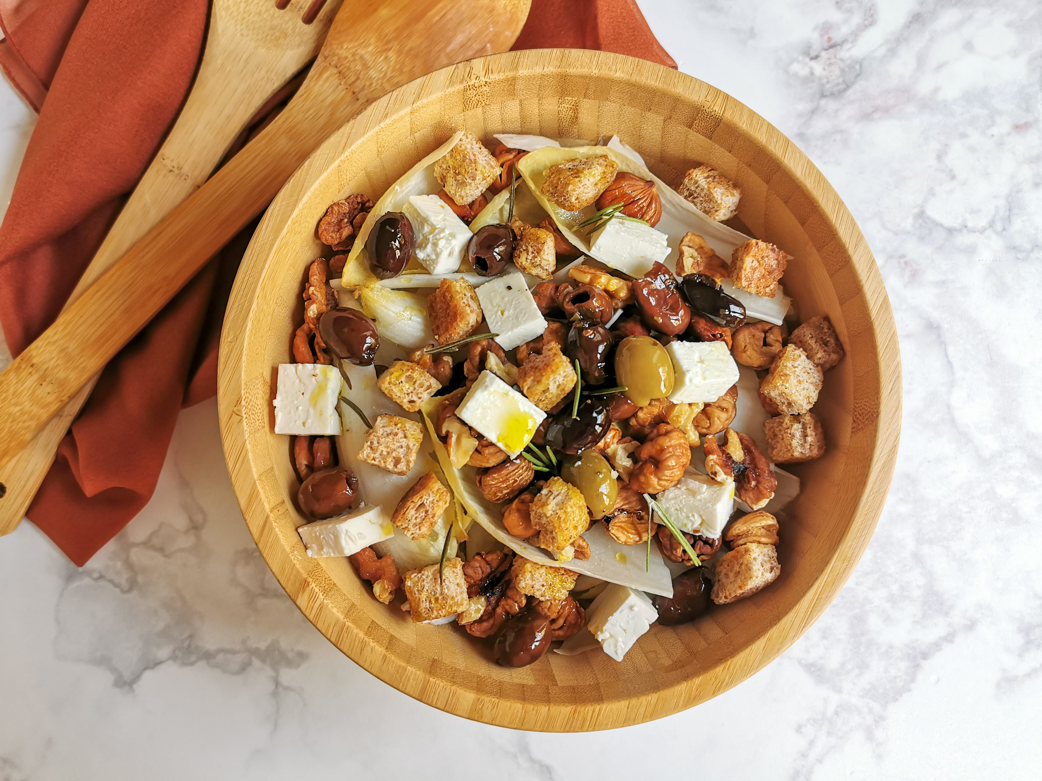 Insalata di castagne: la ricetta del piatto simbolo dell'autunno