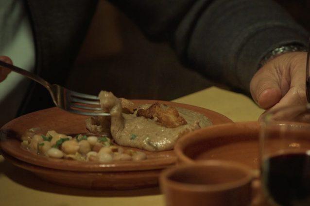 maracuocciata Cracco dinner club