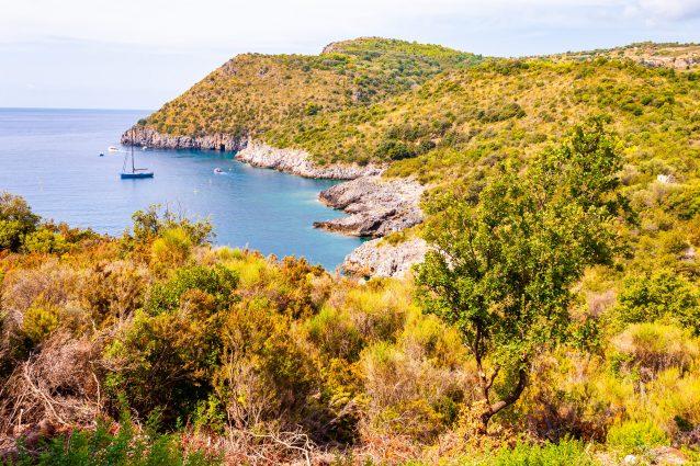parco nazionale Cilento Campania