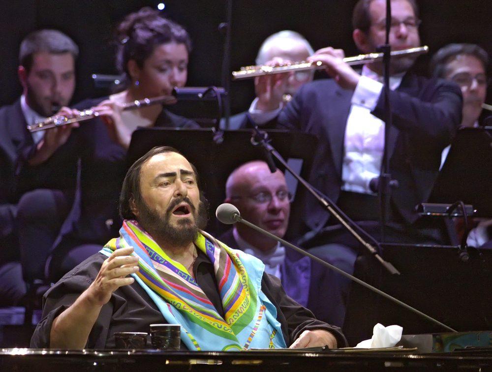 Alla Luciano: la raccolta di ricette per cucinare i piatti di Pavarotti