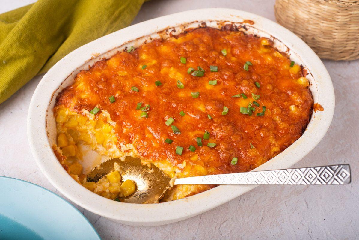 Sformato di mais e pancetta: la ricetta del secondo goloso, semplice e gluten free